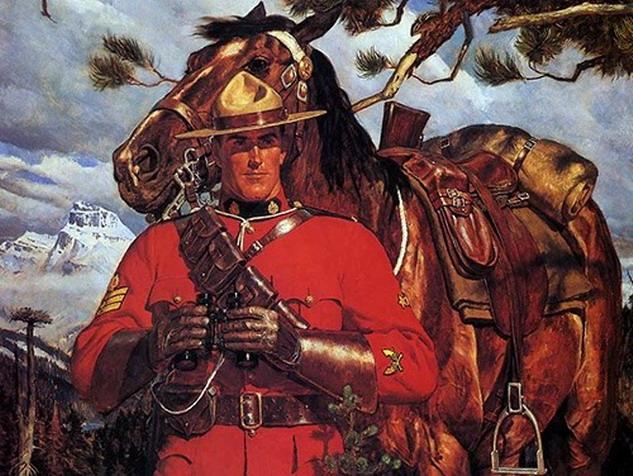 Canadian Mountie (Royal Canadian MountedPolice)