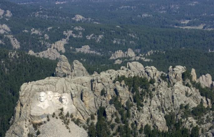 Mount Rushmore, Black Hills, SouthDakota