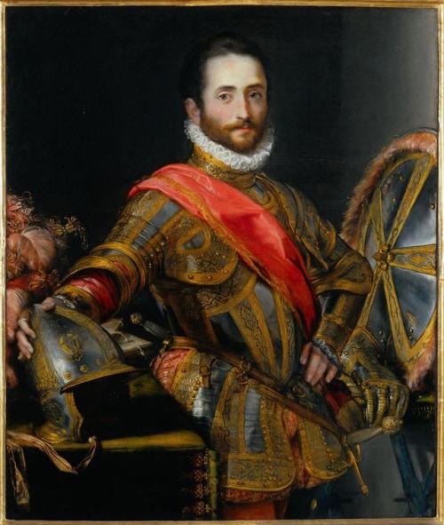 """Federico Barocci – """"Francesco Maria II della Rovere"""",1572"""