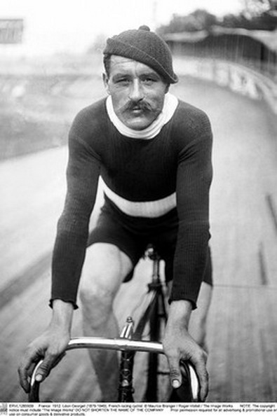 French bicycle racer