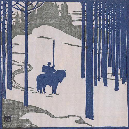"Carl Müller, ""Ver Sacrum"",1903"