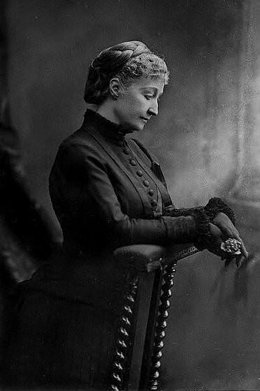 Doña María Eugenia Ignacia Augustina de Palafox y KirkPatrick, known as Eugénie de Montijo, was the last French Empress Consort (wife of the last Emperor, NapoleonIII)