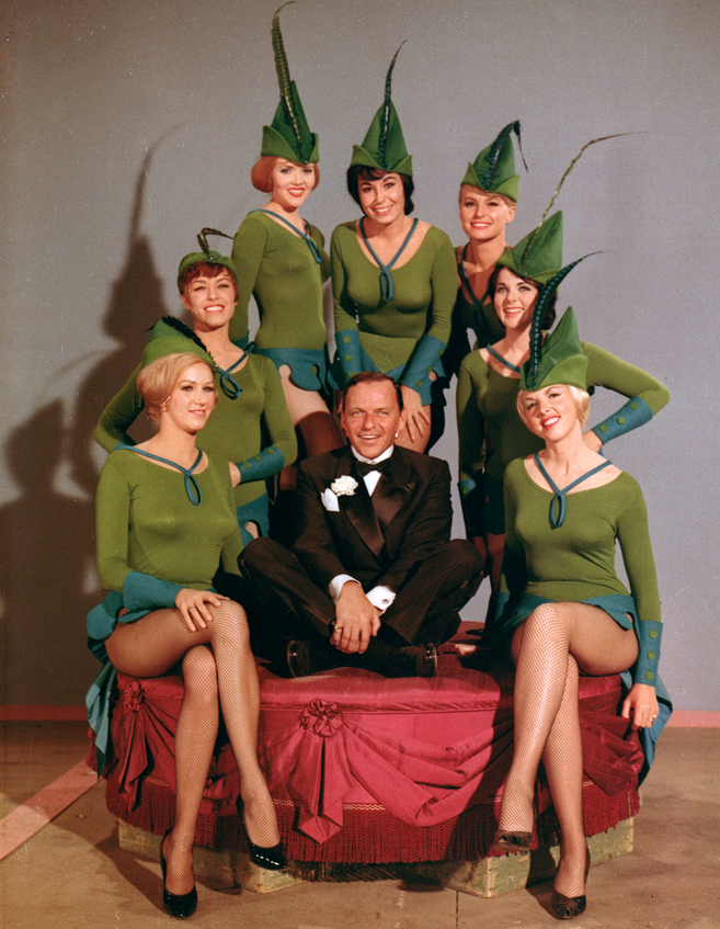 Frank Sinatra in 'Robin and the Seven Hoods'
