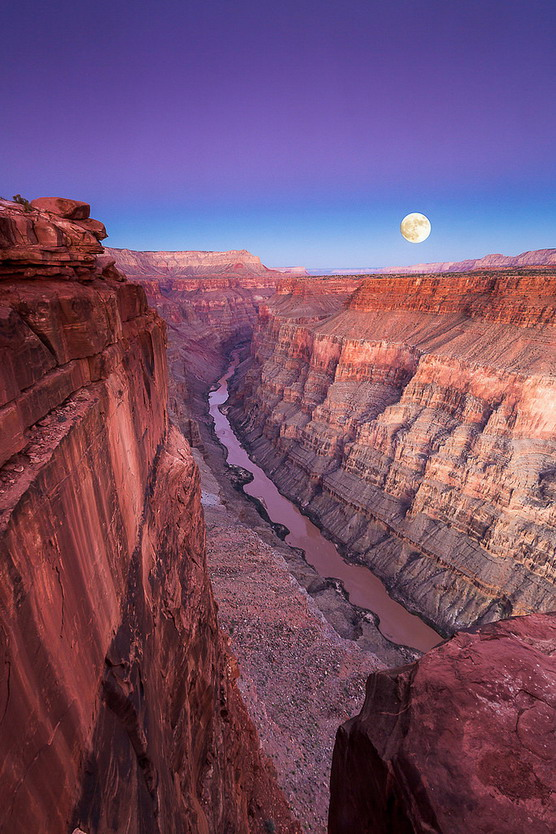 Grand Canyon, Arizona by Yves Lavignasse