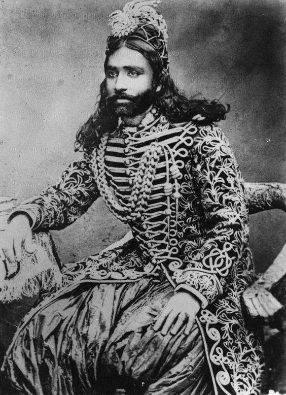 His Highness The Nawab of Bahawalpur(India)