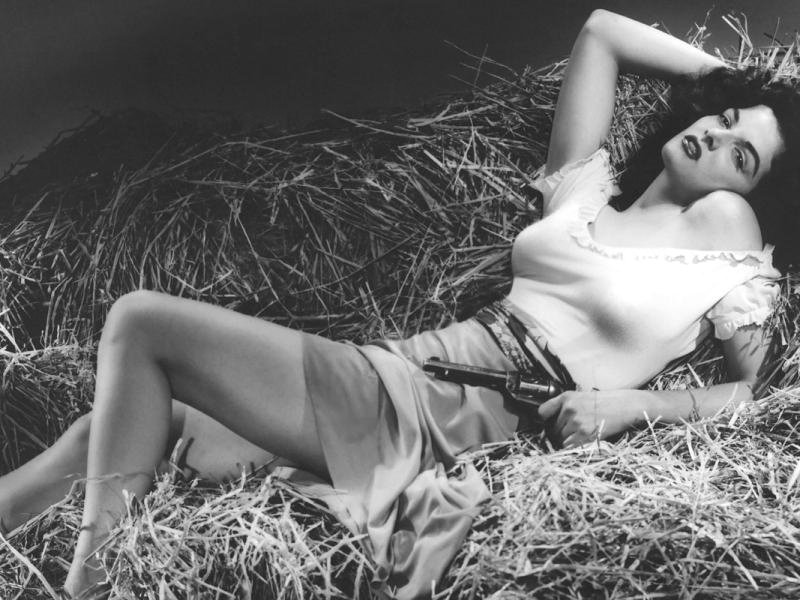Jane Russell, 1940s