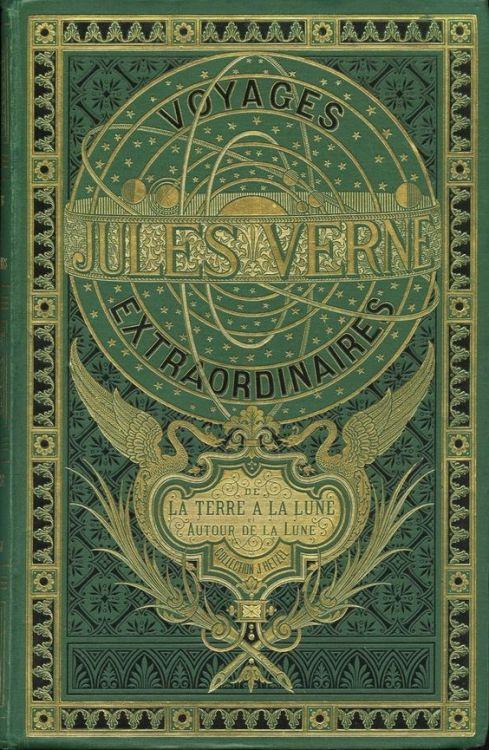 """Voyages Extraordinaires"" par JulesVerne"