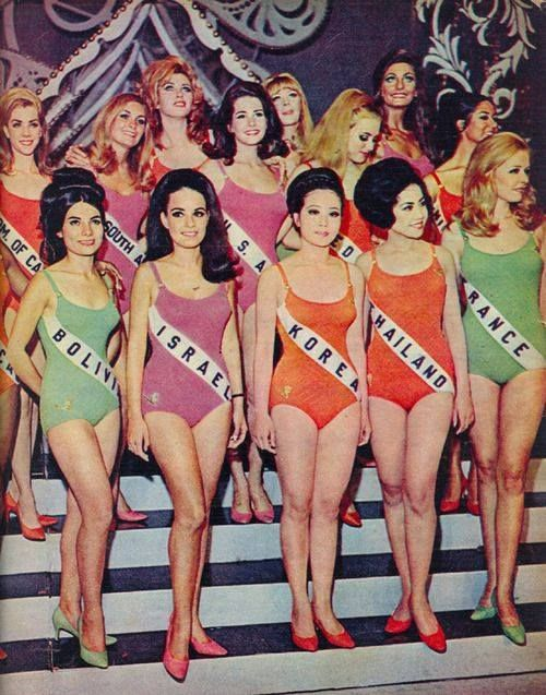 Miss Universe pageant, 1969