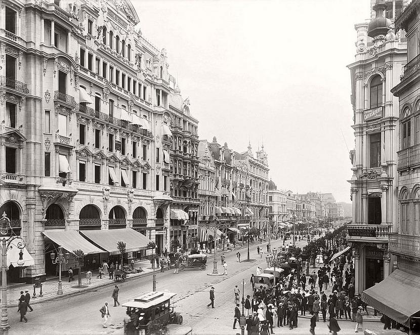 Rio de Janeiro, Brazil,1906