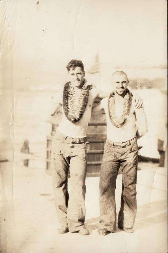 Vintage Sailors Together