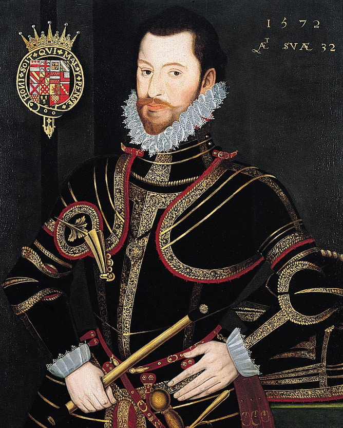 Walter Devereux, 1st Earl ofEssex