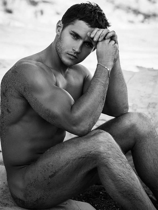 Model Anatoly Goncharov