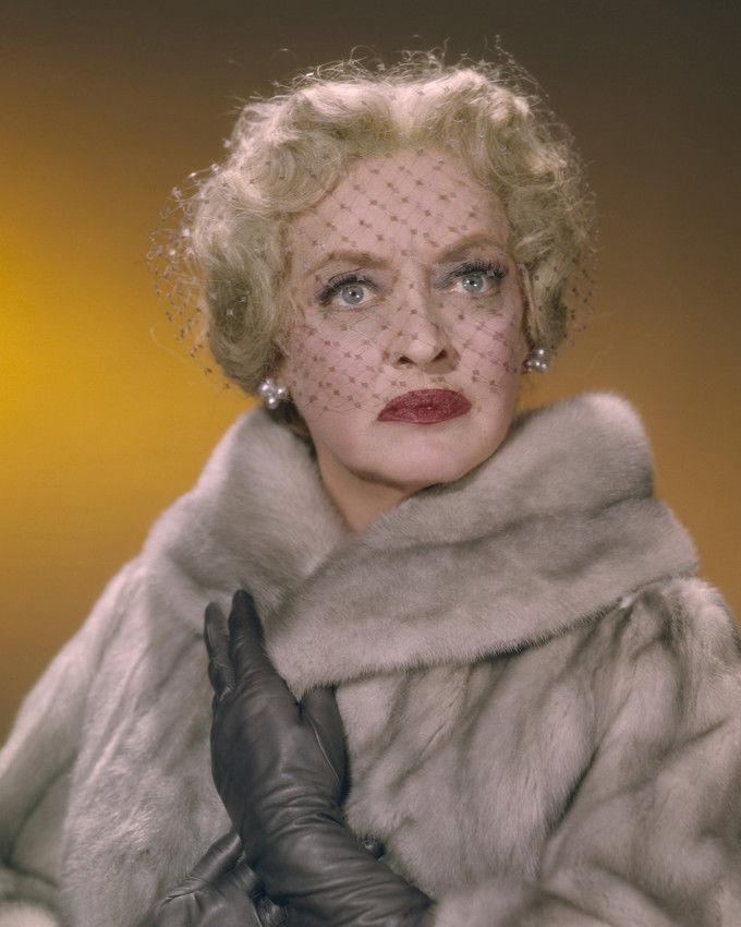 Bette Davis, 1950s