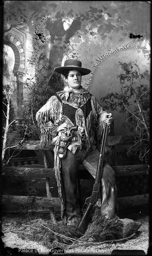 Pioneer/Cowgirl, Australia, 1800s