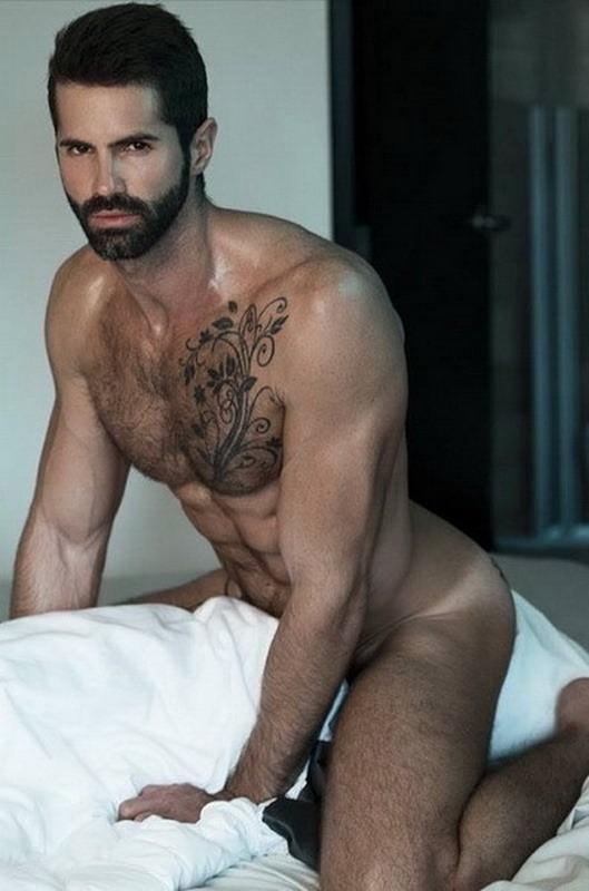 Spanish model DaniRobles