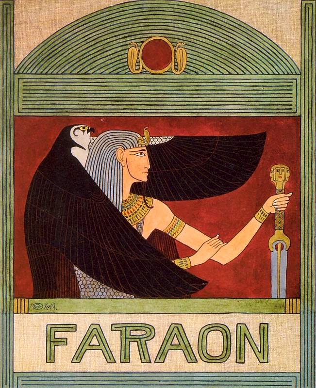Faraon by Edward Okuń