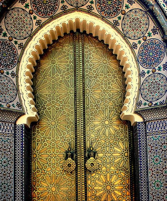 Palais Royal de Fes, Fes,Maroc