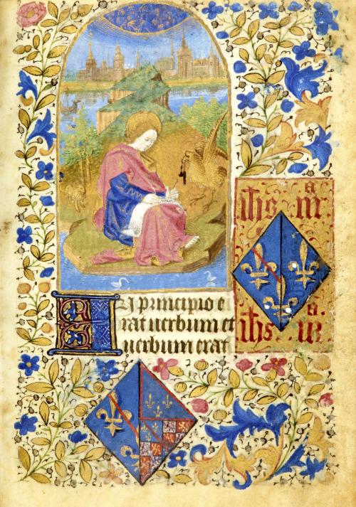Livre d'heures de Jeanne de France,1542
