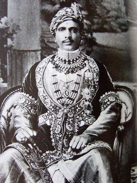 Maharaja Sawai Jai Singh Bahadur of Alwar,1800s