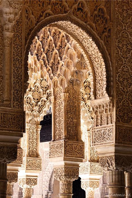 Alhambra, Granada, Andalusia,Spain