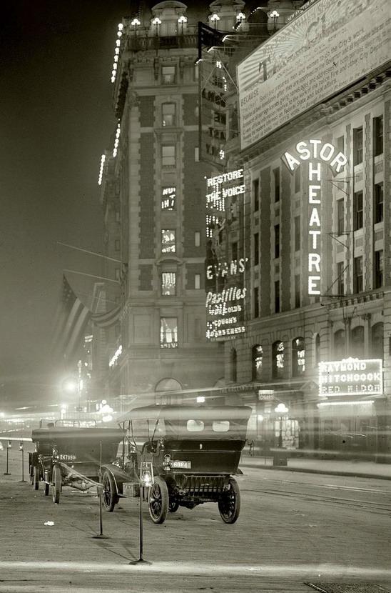 NYC around 1910