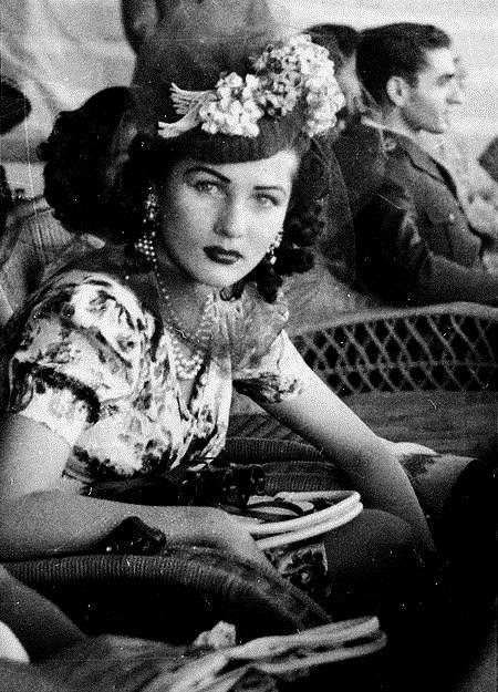 Princess Fawzia Fuad ofEgypt