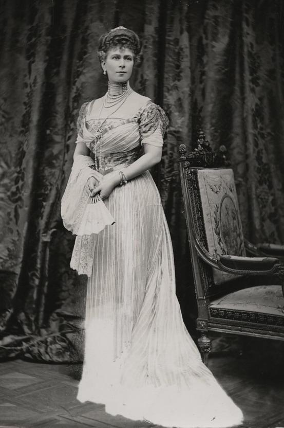 Queen Mary, UK