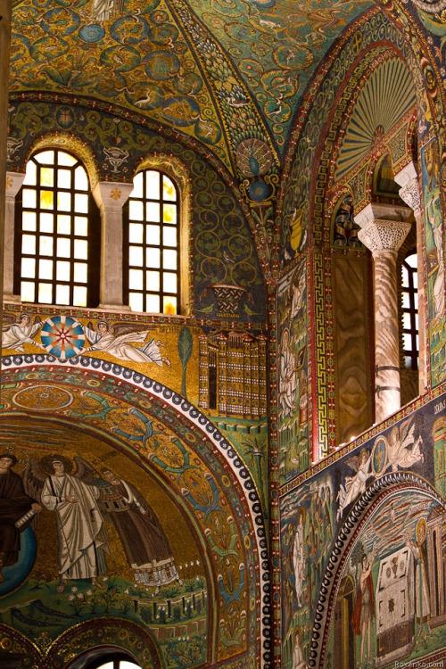 Basilica of San Vitale, Ravenna,Italy