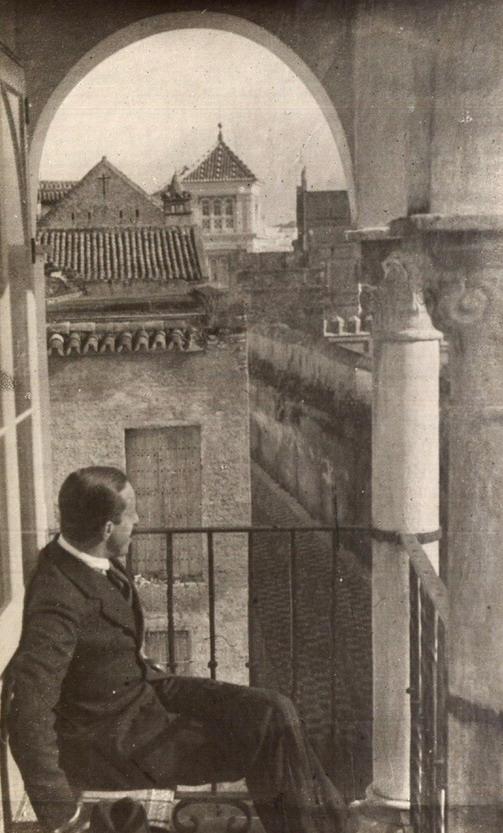 Sevila, Espana, 1921
