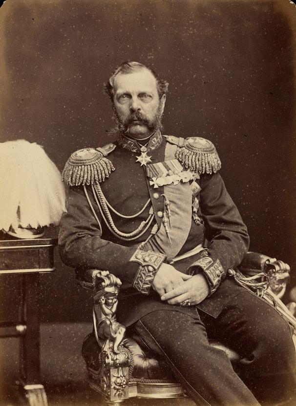 Tsar Alexander III, RussianEmpire