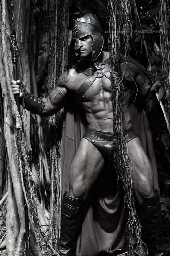 Warrior model