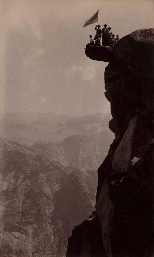 Yosemite, California, 1800s