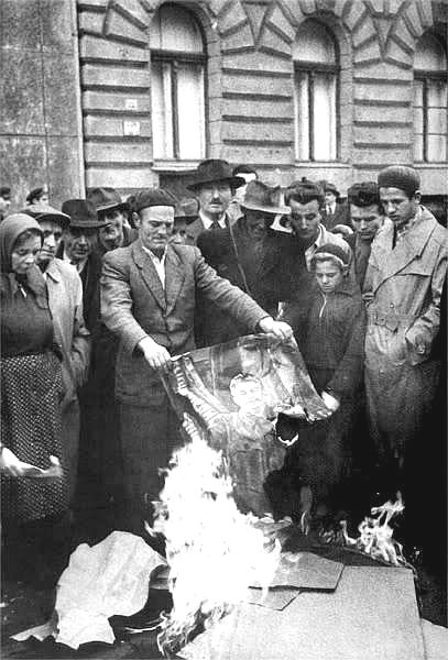 Anti-Communist Revolt, Hungary,1956