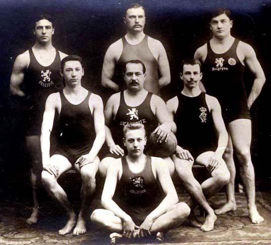 Vintage Athletic Team