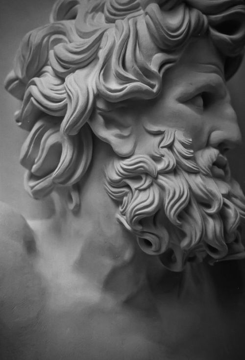Beards of the ancients