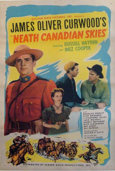 """'Neath Canadian Skies"""