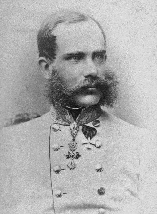 "Emperor ""Muttonchops"" Franz Joseph I ofAustria-Hungary"