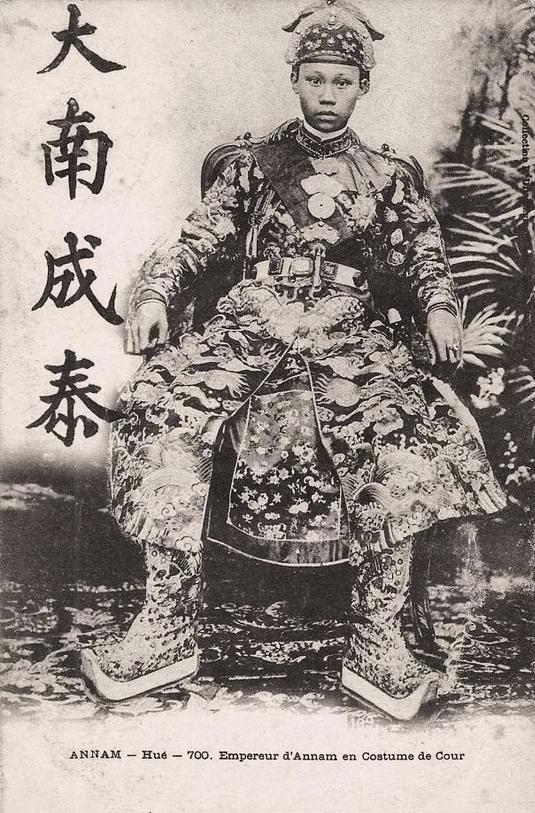 Emperor of Annam (Vietnam),1800s