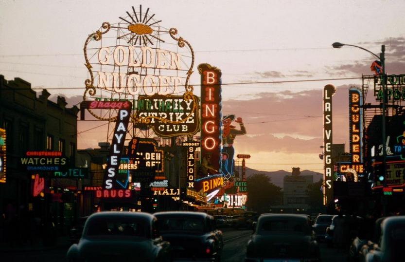 Las Vegas, 1950s