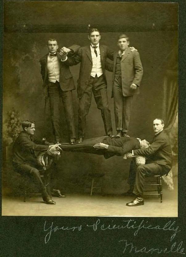 Vintage Levitation