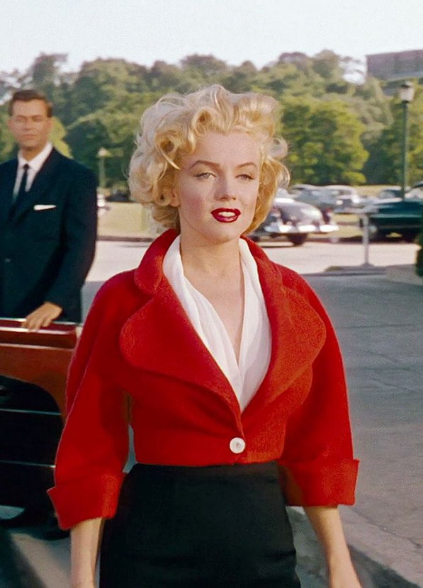 "Marilyn Monroe in ""Niagara"""