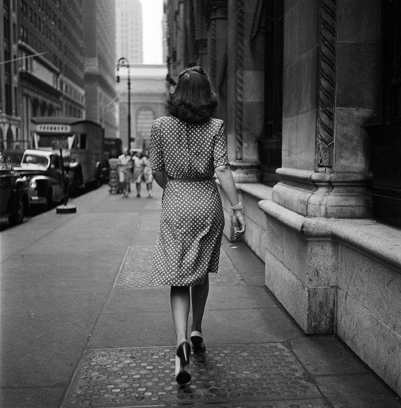 'Walking the streets of New York' by Stanley Kubrick for Look Magazine, 1946
