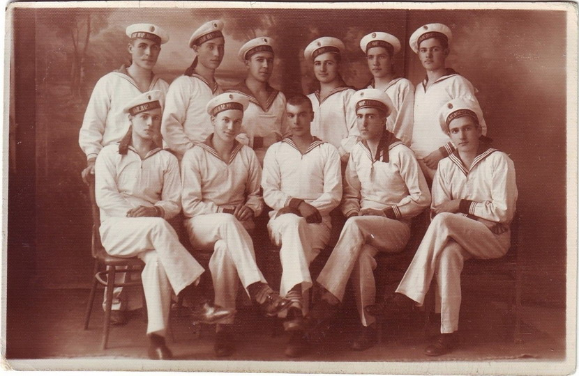 Vintage Sailors Together