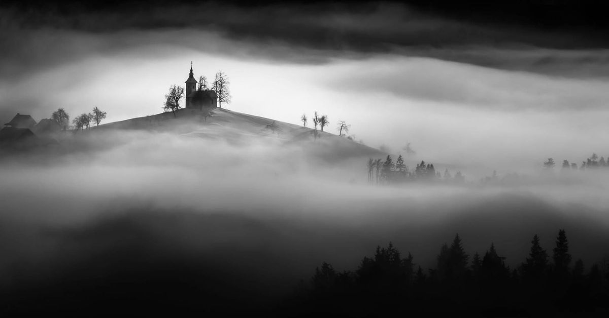 "Sandi Bertoncelj, ""Above the Mist"""