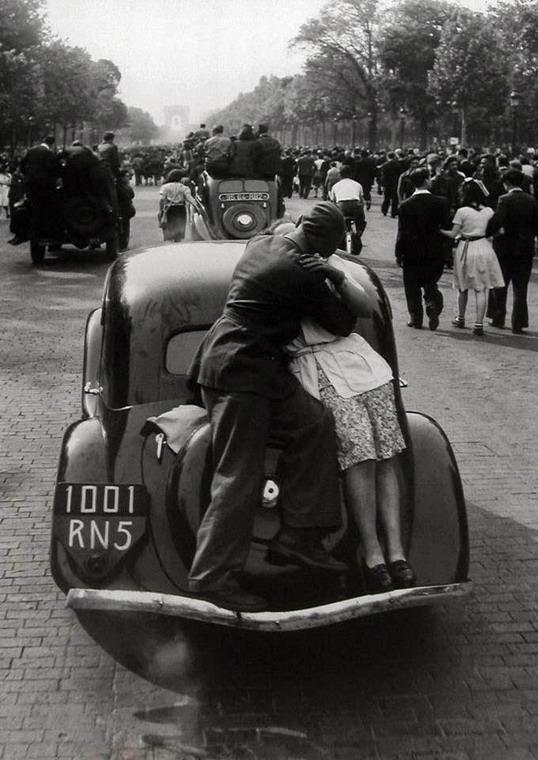 Libération de Paris en1944