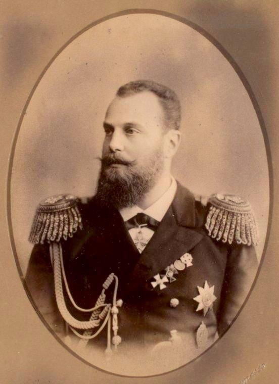 Tsar Alexander III, Russian Empire,1800s