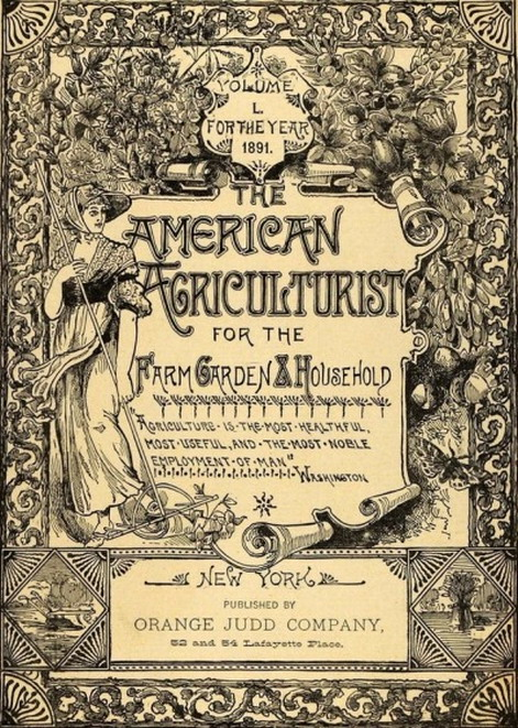 The American Agriculturalist