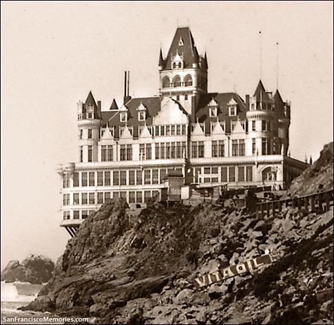 Cliff House, San Francisco, circa1900