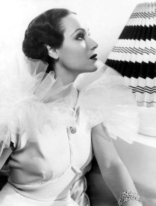 Mexican-American Actress Dolores Del Rio,1930s