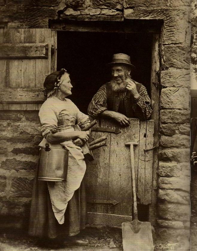 Farmers, UK, 1890s